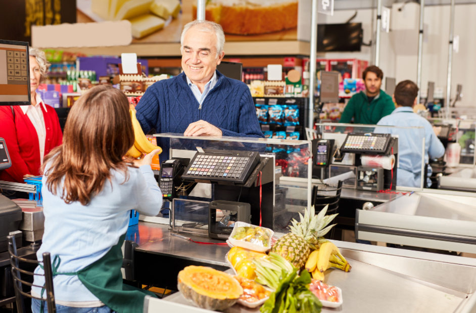 Si quieres formarte para trabajar en un supermercado o comercio, debes saber esto